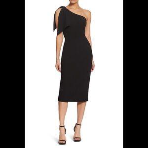 Dress the population tiffany one shoulder dress